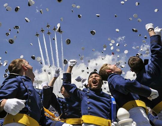 USAFA Graduation 2014