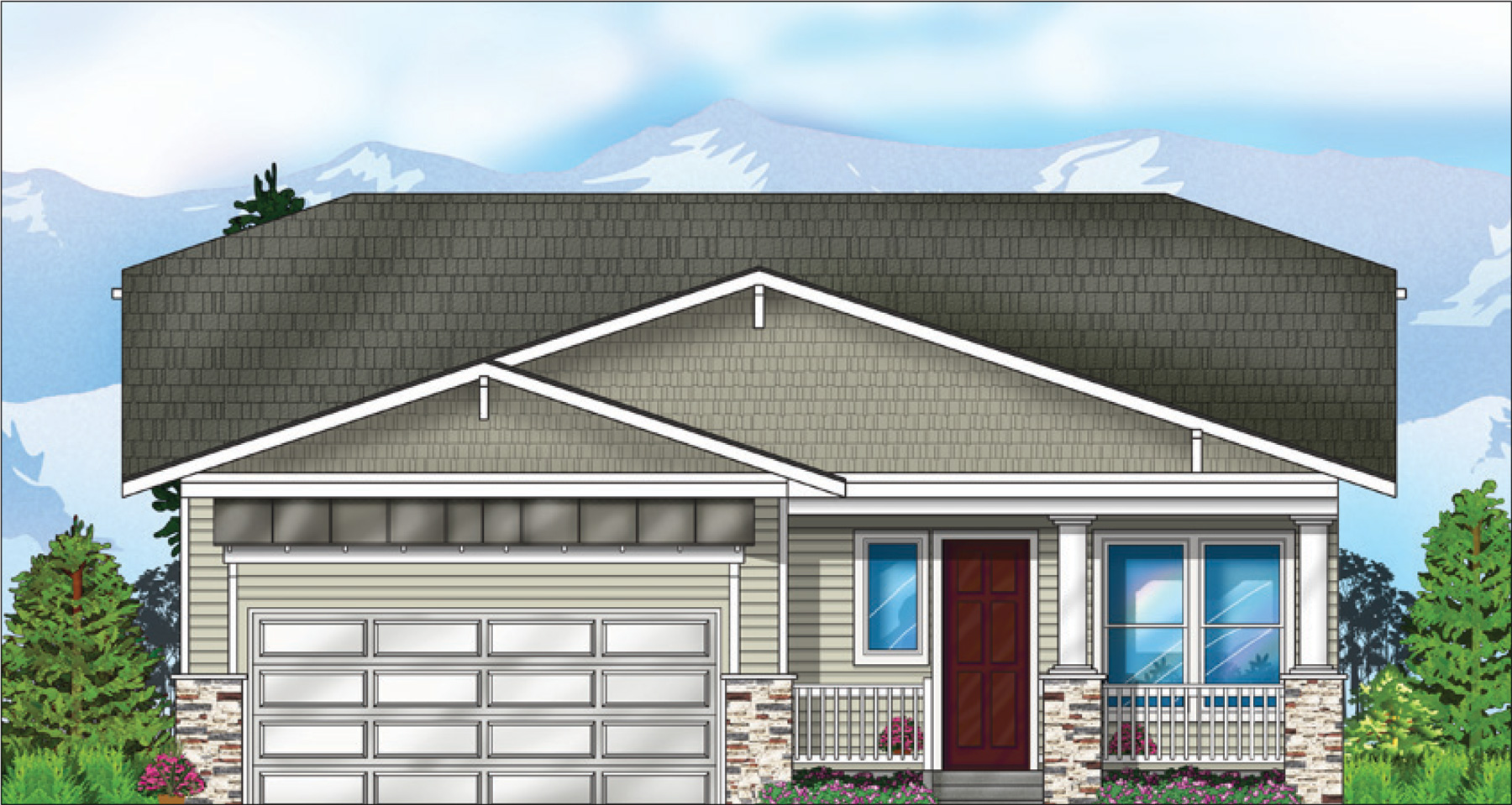 What i need new homes colorado springs for I need a new home